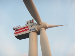 Windturbine Senvion